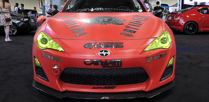 Top Tuner Scion FR-S